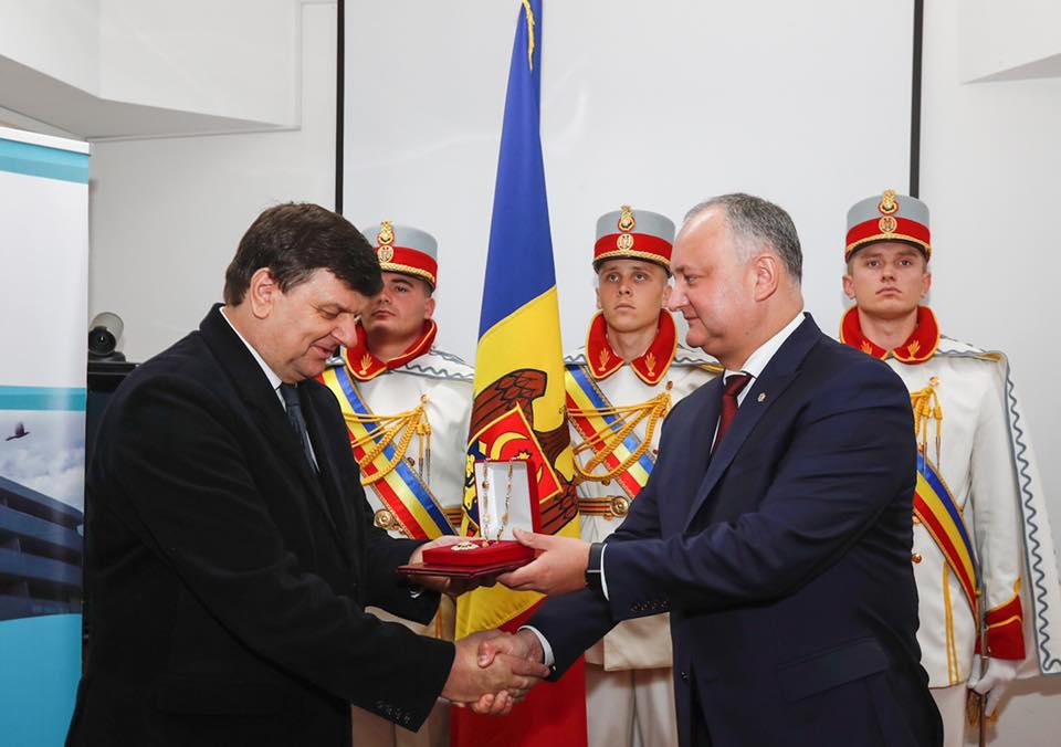 Институт неврологии и нейрохирургии получил Орден Республики от президента (ФОТО)