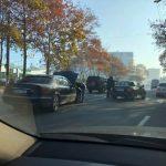 ДТП в столице: два водителя легковых автомобилей не поделили дорогу
