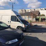 В Комрате столкнулись три автомобиля: пострадавшие госпитализированы (ФОТО, ВИДЕО)