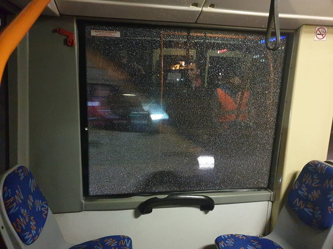 SHOCK in Chisinau: unknown persons opened fire on trolley buses