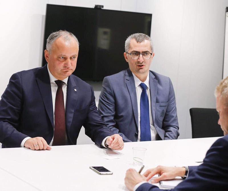Додон рассказал о ситуации в Молдове топовым британским СМИ