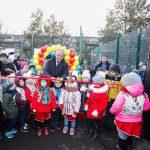 Додон в Сороках поучаствовал в открытии спортивного комплекса, построенного в рамках национальной кампании «Люблю Молдову» (ФОТО, ВИДЕО)