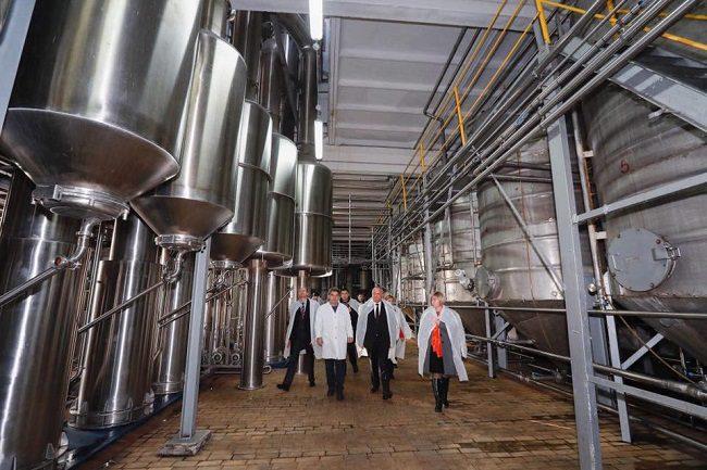Додон: Буду восстанавливать свободный доступ молдавских товаров на российский рынок (ФОТО, ВИДЕО)