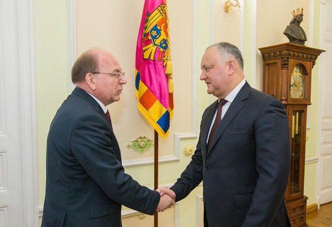 Додон выступит перед депутатами Госдумы и проведёт ряд важных встреч в Москве