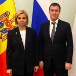 Влах встретилась с министром сельского хозяйства РФ и главой Россельхознадзора (ФОТО)