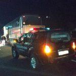 Водители рейсового автобуса пытались незаконно ввезти в страну б/у автозапчасти (ФОТО)