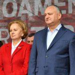 Додон на митинге в Бричанах: За 9 лет власть могла многое сделать для Молдовы, но делала всё для себя (ВИДЕО)