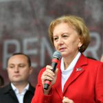 Зинаида Гречаный – кандидат ПСРМ в депутаты по одномандатному округу №1 (ВИДЕО)