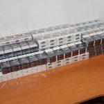 В аэропорту пресекли 3 попытки незаконного перевоза сигарет (ФОТО)