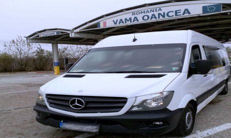 Молдаванин набил микроавтобус сигаретами, водкой и вином и попался на таможне (ФОТО)