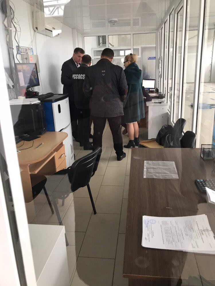 Результаты обысков: 16 человек были заслушаны, 3 – задержаны