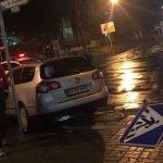Кошмарная авария в центре Кишинева: пострадали трое (ФОТО)