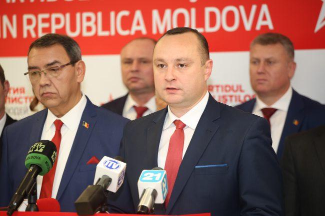 """Батрынча призвал граждан не позволить Молдове """"уйти с молотка"""" (ВИДЕО)"""