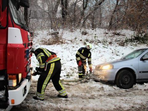 Непогода в Молдове: общая ситуация на дорогах страны