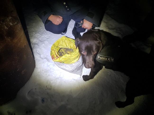 Подозреваемый в наркоторговле житель Константиновки прятал «товар» на территории школы (ФОТО)