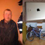 В столице задержан квартирный вор-рецидивист (ВИДЕО)