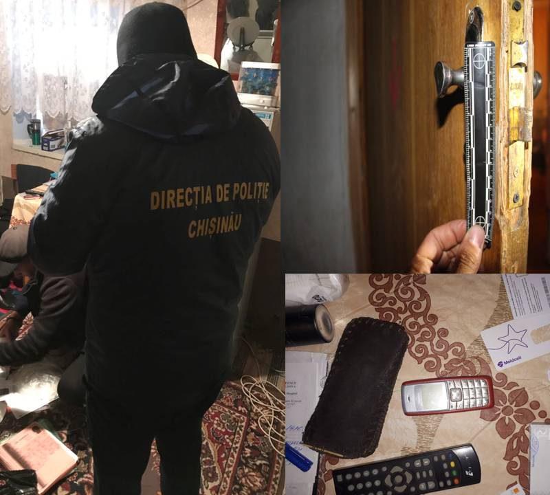 В Кишиневе преступная группировка грабила иностранцев (ВИДЕО)
