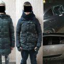 Двое несовершеннолетних задержаны за кражу из автомобиля (ВИДЕО)