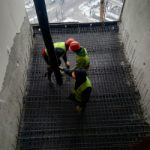 Завершена реконструкция четвёртого перекрытия в доме на Московском проспекте (ФОТО)