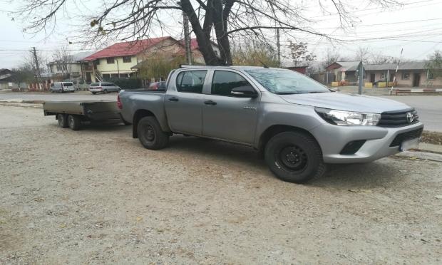 В Румынии задержали молдаванина на авто, выведенном из обращения (ФОТО)