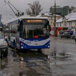 Столичные автобусы и троллейбусы будут курсировать по отдельным полосам