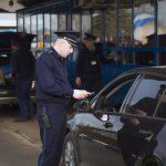 У жителя Бельц на границе изъяли поддельные водительские права