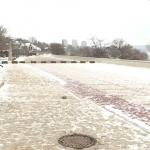 Не простояла и недели: вандалы устроили погром на площадке у Сорокской крепости (ВИДЕО)