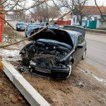 В Приднестровье в выходные дни произошло 10 аварий: пострадавших нет (ФОТО)