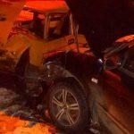 На трассе Тирасполь-Каменка «Жигули» врезался в иномарку: госпитализирован один пострадавший (ФОТО)