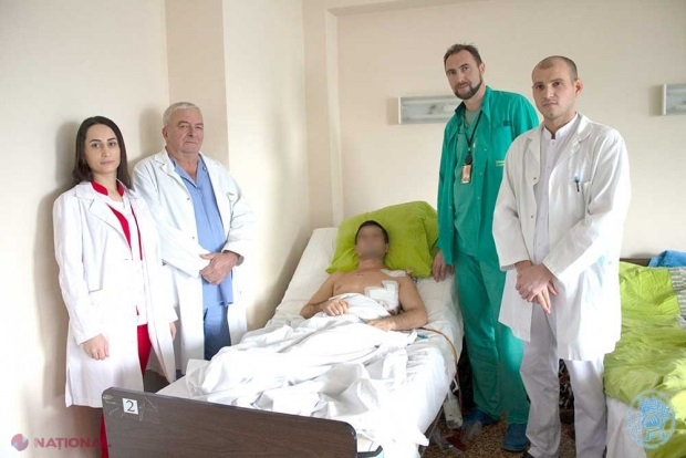Родился в рубашке: житель Кантемира получил пять пуль, но врачам удалось спасти ему жизнь