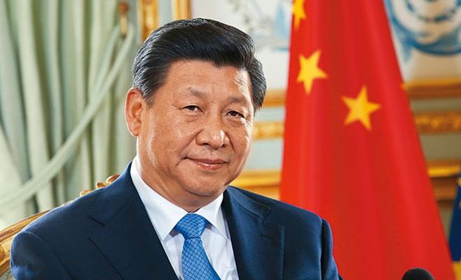 Си Цзиньпин поздравил Игоря Додона с Новым годом (ФОТО)
