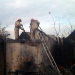 В Чадыр-Лунге из-за неисправной печи вспыхнул гараж