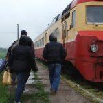 В Комрате в легковушку на переезде врезался поезд
