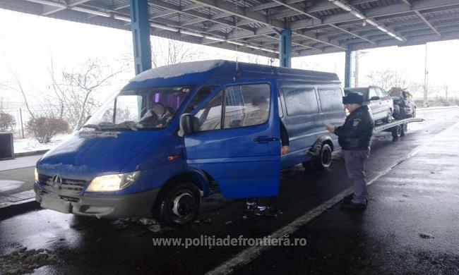 Молдаванин купил поддельное водительское удостоверение за 100 евро и предъявил его пограничникам