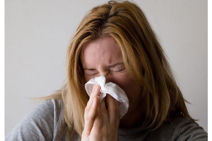 За неделю гриппом заболели более трёх десятков человек