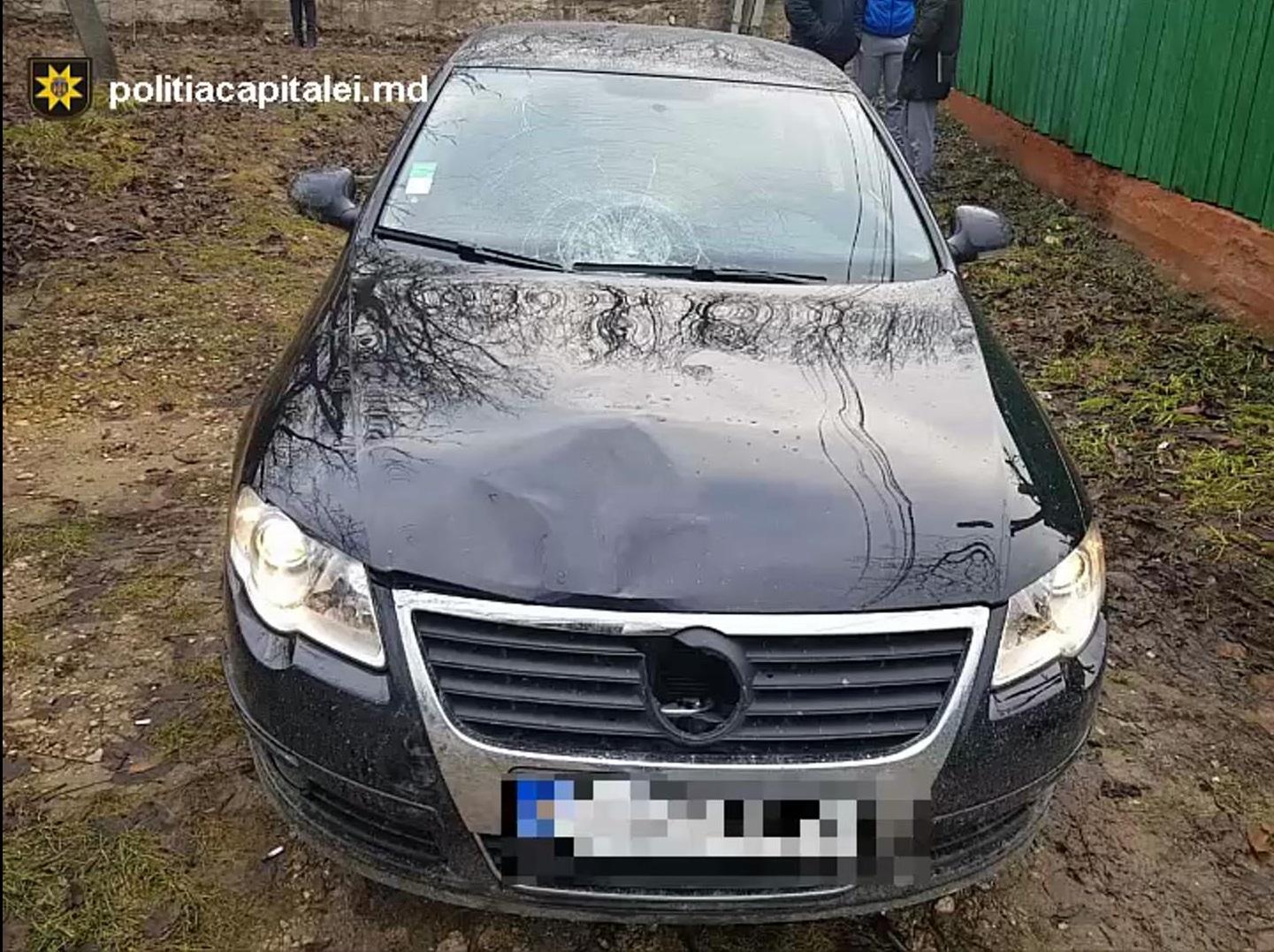 Полиция задержала водителя, сбившего пешехода насмерть и покинувшего место ДТП (ВИДЕО)