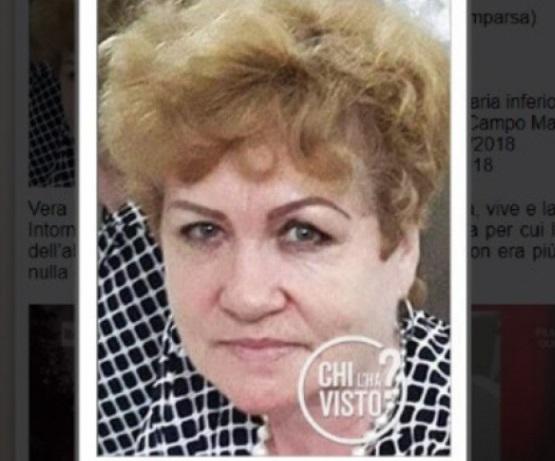 В Италии пропала 58-летняя гражданка Молдовы