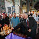 Игорь Додон пообщался с жителями села Джолтай и пообещал решить их проблемы (ФОТО)