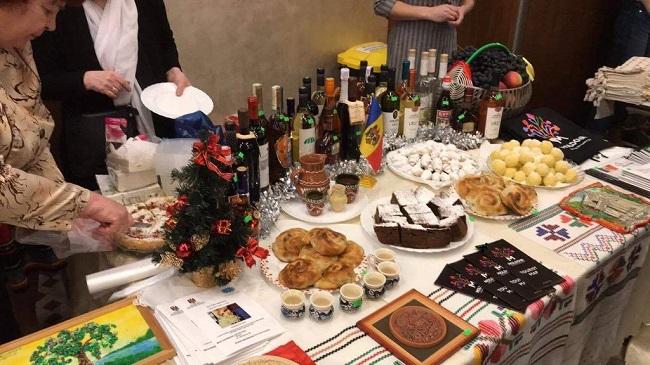 Молдова приняла участие в Рождественской благотворительной ярмарке в Беларуси (ФОТО)