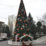 Фоторепортаж: предпраздничная атмосфера в Кишиневе