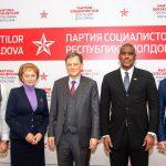 Гречаный встретилась с зампомощника госсекретаря и послом США (ФОТО)