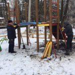 100 детских площадок было установлено в Кишиневе по инициативе социалистов в этом году