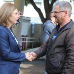 Фонд Галины Додон будет сотрудничать с крупной израильской организацией по проведению операций на сердце детям (ФОТО)
