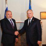Додон встретился в Израиле с депутатом Кнессета