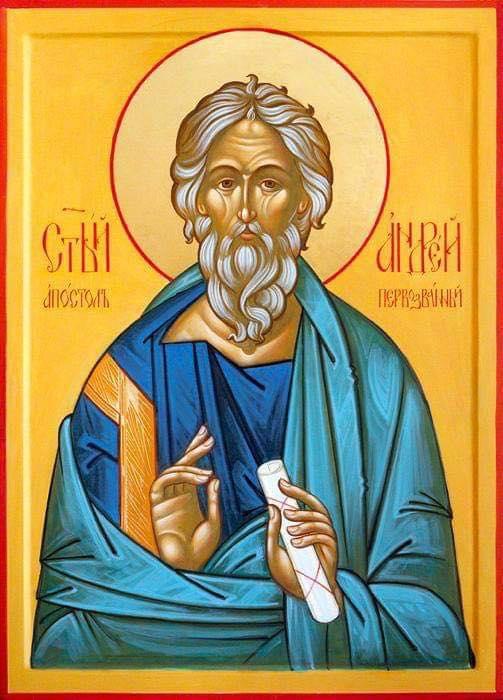 Президент поздравил православных верующих с днем Святого Андрея