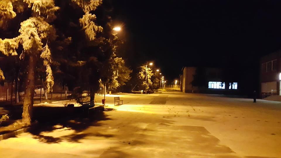 По инициативе социалистов более чем по 350 адресам столицы восстановили уличное освещение