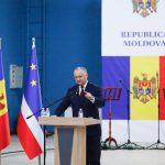 Додон: Молдова может выжить только при условии консолидации всех населяющих ее народов (ФОТО, ВИДЕО)