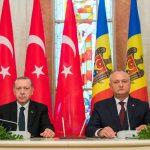 Додон направил соболезнования Эрдогану в связи с катастрофой в Анкаре
