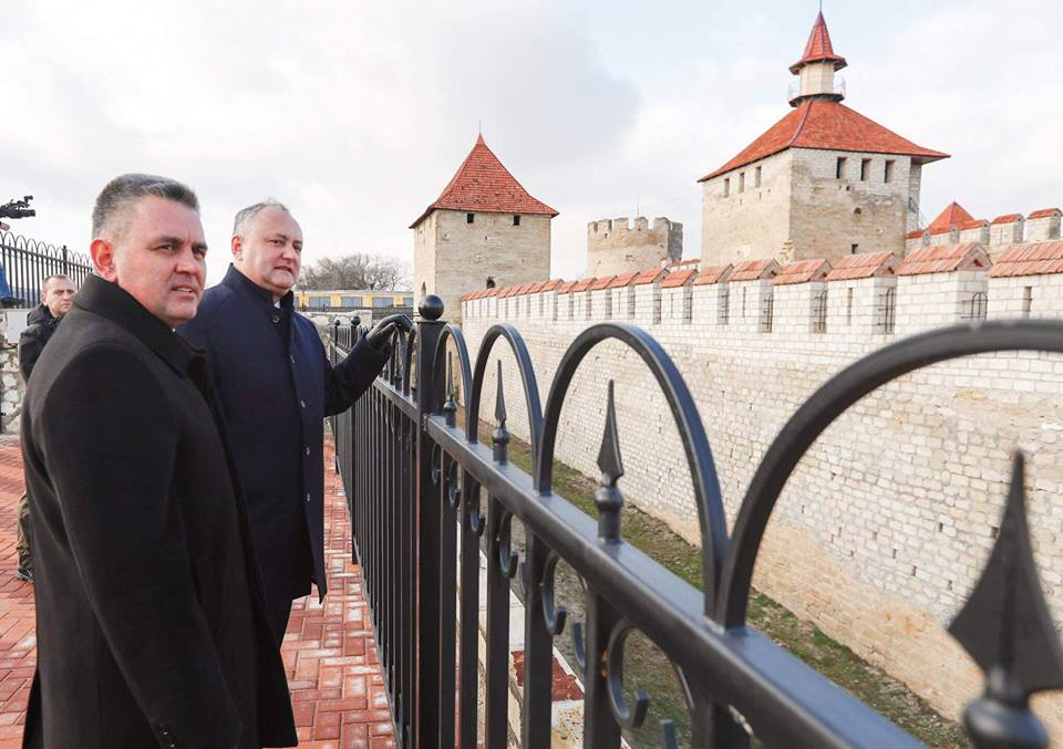 Додон подвел итоги встречи с Красносельским (ФОТО)