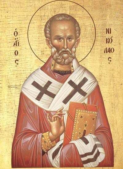 Додон поздравил православных верующих с днем Святого Николая